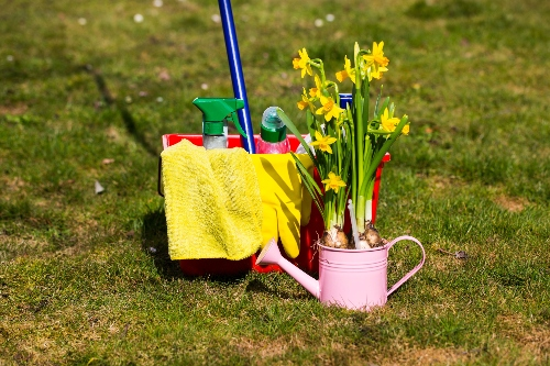 Get ready for the new season with spring cleaning chores for your plumbing system.